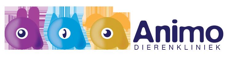 logo dierenkliniek animo