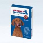 Milbemax grote hond kauwtablet per 4 tabletten
