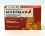 Milbemax Grote Kat 2×2 tabletten