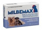 Milbemax kleine hond 2×2 tabletten